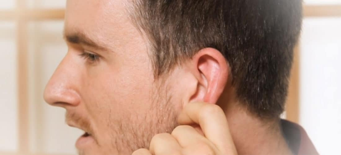 Acupression de l'oreille: On se détend