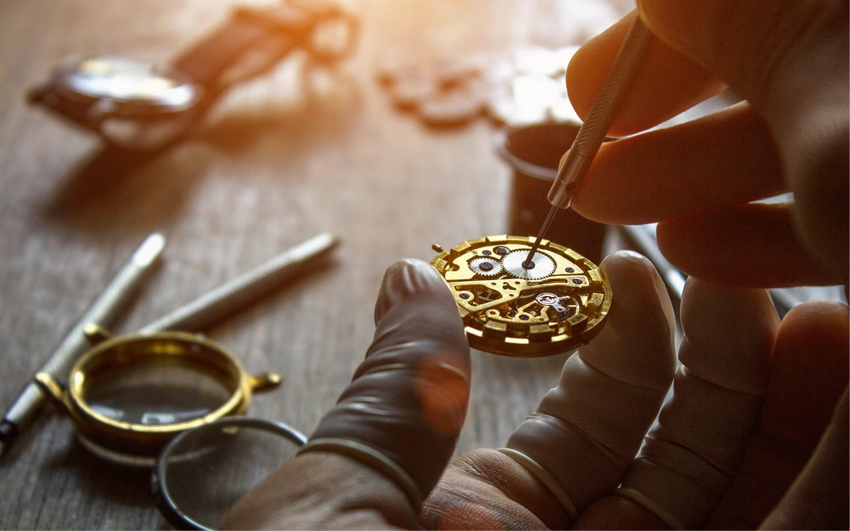 Tel l'horloger, l' acupuncteur réajuste la minuterie de la mitochondrie de la cellule vivante.